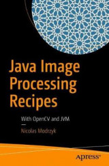 Omslag - Java Image Processing Recipes