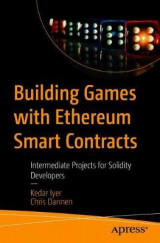 Omslag - Building Games with Ethereum Smart Contracts