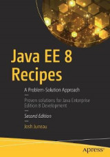 Omslag - Java EE 8 Recipes