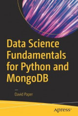 Omslag - Data Science Fundamentals for Python and MongoDB