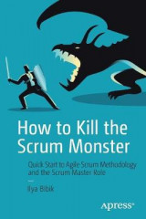 Omslag - How to Kill the Scrum Monster
