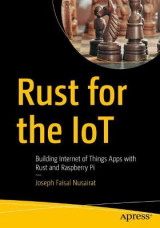Omslag - Rust for the IoT