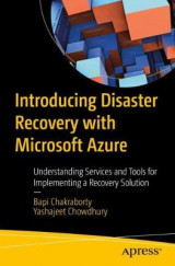 Omslag - Introducing Disaster Recovery with Microsoft Azure