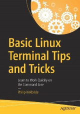 Omslag - Basic Linux Terminal Tips and Tricks