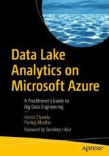 Omslag - Data Lake Analytics on Microsoft Azure