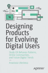 Omslag - Designing Products for Evolving Digital Users