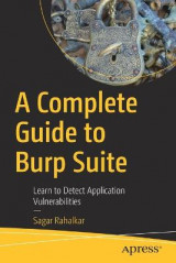 Omslag - A Complete Guide to Burp Suite