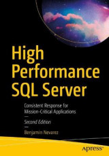 Omslag - High Performance SQL Server