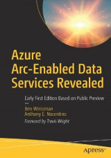 Omslag - Azure Arc-Enabled Data Services Revealed