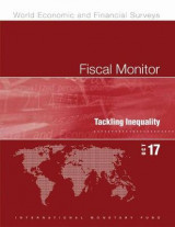 Omslag - Fiscal Monitor, October 2017