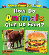 Omslag - How Do Animals Give Us Food?