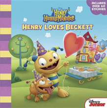Henry Hugglemonster Henry Loves Beckett av Disney Book Group og Sheila Sweeny Higginson (Heftet)