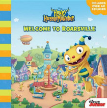Henry Hugglemonster Welcome to Roarsville av Disney Book Group og Sheila Sweeny Higginson (Heftet)