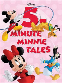 5-Minute Minnie Tales av Disney Book Group (Innbundet)