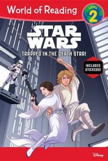 Star Wars: Trapped in the Death Star! av Disney Book Group (Heftet)