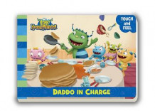 Henry Hugglemonster Daddo in Charge av Disney Book Group og Sheila Sweeny Higginson (Pappbok)