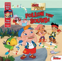 Follow That Sound! av Disney Book Group (Pappbok)