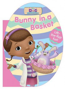 Doc McStuffins Bunny in a Basket av Disney Book Group (Pappbok)
