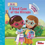 Omslag - Doc McStuffins a Good Case of the Hiccups