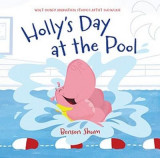Omslag - Holly's Day at the Pool