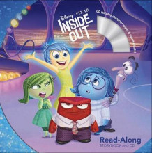 Inside Out Read-Along Storybook and CD av Suzanne Francis (Heftet)