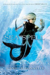 Waterfire Saga, Book Four Sea Spell (Waterfire Saga, Book Four) av Jennifer Donnelly (Innbundet)