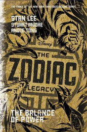 The Zodiac Legacy: Balance of Power av Stan Lee og Stuart Moore (Innbundet)