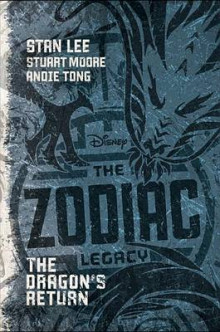 The Zodiac Legacy: The Dragon's Return av Stan Lee og Stuart Moore (Innbundet)