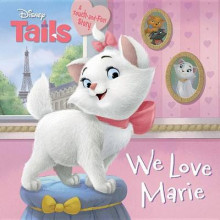 Disney Tails We Love Marie av Calliope Glass (Pappbok)