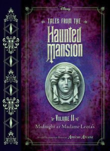 Tales From The Haunted Mansion: Volume Ii av Disney Book Group (Innbundet)