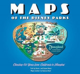 Omslag - Maps of the Disney Parks