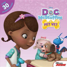 Doc McStuffins Pet Vet av Disney Book Group og Sheila Sweeny (Heftet)