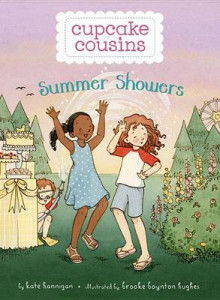Cupcake Cousins, Book 2 Summer Showers av Kate Hannigan (Innbundet)
