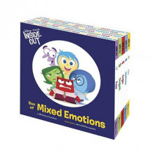 Inside Out Box of Mixed Emotions av Disney Book Group (Innbundet)