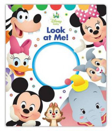 Disney Baby Look at Me! av Disney Book Group og Marcy Kelman (Pappbok)