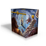 Omslag - The Heroes of Olympus Hardcover Boxed Set
