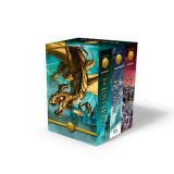 Omslag - The Heroes of Olympus Boxed Set