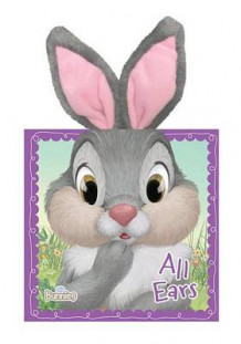 Disney Bunnies All Ears av Calliope Glass (Pappbok)