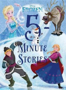 5-Minute Frozen Stories av Disney Book Group (Innbundet)