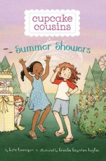 Cupcake Cousins, Book 2 Summer Showers av Kate Hannigan (Heftet)