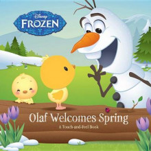Frozen: Olaf Welcomes Spring av Disney Book Group og Brittany Rubiano (Pappbok)