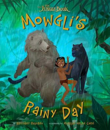 The Jungle Book: Mowgli's Rainy Day av Brittany Rubiano (Innbundet)