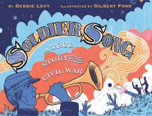 Soldier Song av Debbie Levy (Innbundet)
