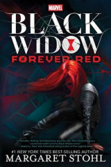 Omslag - Black Widow Forever Red