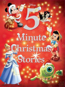 Disney 5-Minute Christmas Stories av Disney Storybook Artists (Innbundet)