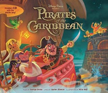 Disney Parks Presents: The Pirates of the Caribbean av Disney (Innbundet)