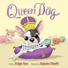 Queen Dog av Bridget Heos (Innbundet)