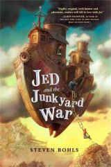 Omslag - Jed and the Junkyard War