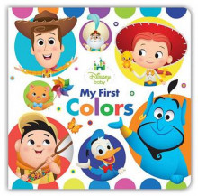 Disney Baby My First Colors av Disney Book Group (Pappbok)