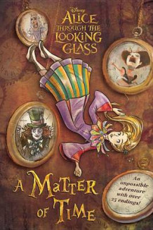 Alice Through the Looking Glass: A Matter of Time av Carla Jablonski (Innbundet)